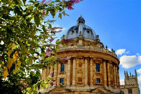 A Literary Tour of Oxford