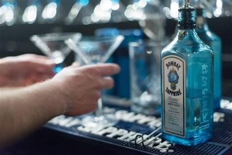 Bombay Sapphire Distillery tour & Winchester