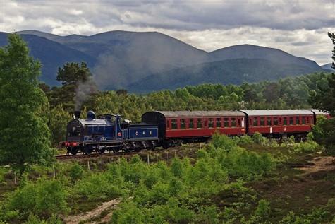 Romantic Highland Railways
