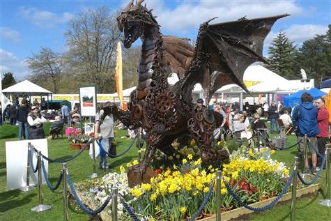 Cardiff RHS Flower Show