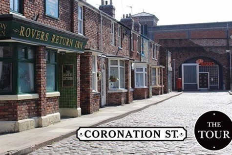 Coronation Street Tour, Salford