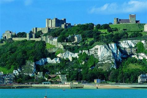 Folkestone, Canterbury & Boulogne