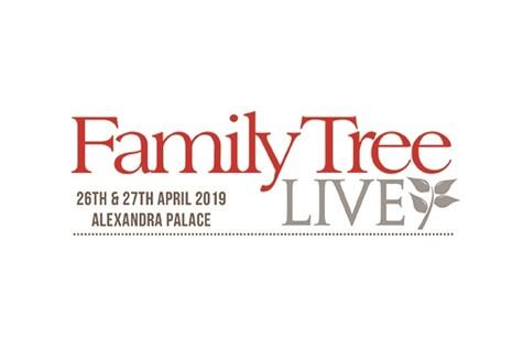 Family Tree Live! At the Alexandra Palace, London