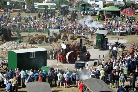 The Great Dorset Steam Fair Great Break