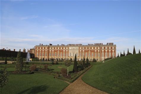 Hampton Court - Florimania, Surrey