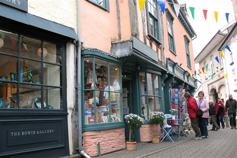 Hay on Wye - Town of Books in Herefordshire