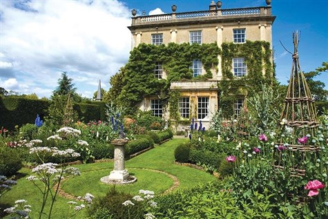 Highgrove Gardens & Tetbury