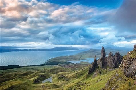 Ullapool & Outer Hebrides - Lewis, Harris & Skye