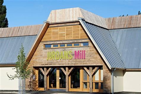 Jordan's Mill & Stotfold Mill, Bedfordshire