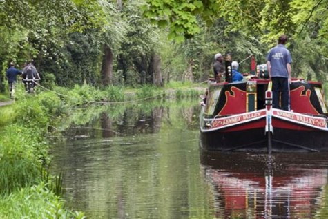 Kennet Horse Drawn Boat
