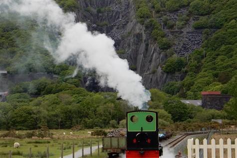 Llanberis Lake Railway & The Welsh Slate Museum