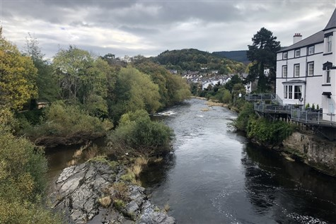 Borderlands & The Vale of Llangollen