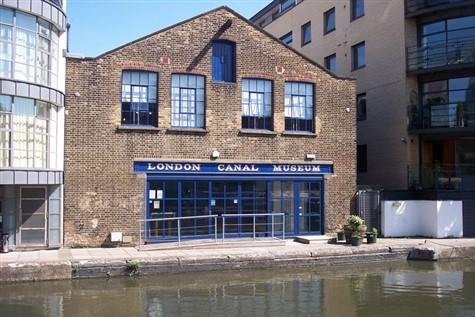 London Canal Museum - King's Cross, London
