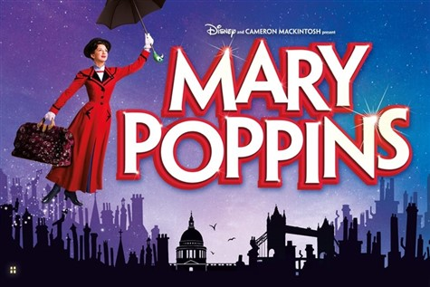 Mary Poppins - Prince Edward Theatre, London