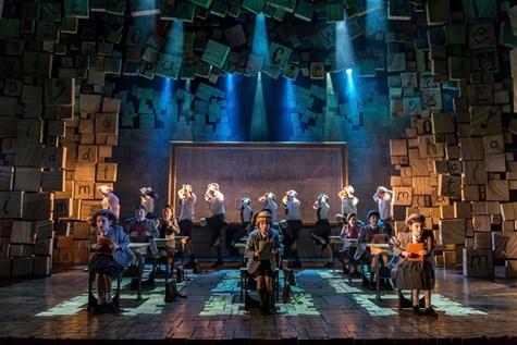 Matilda The Musical At The Bristol Hippodrome