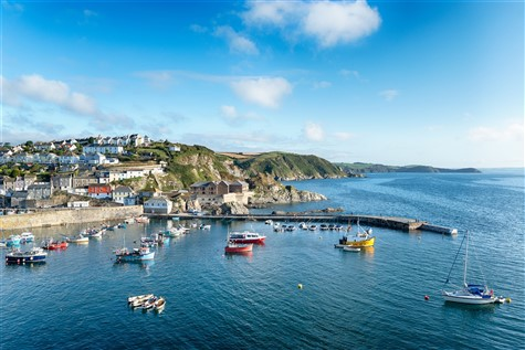 Relaxed Traveller - Falmouth & The Cornish Riviera
