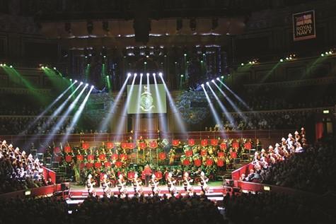 The Mountbatten Festival of Music Great Break