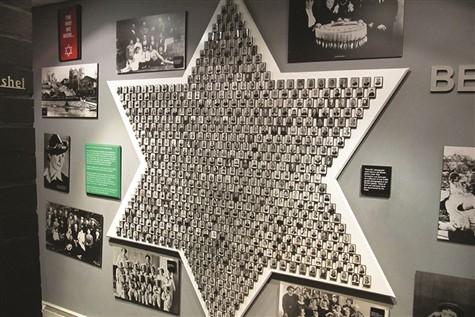 The National Holocaust Centre, Newark