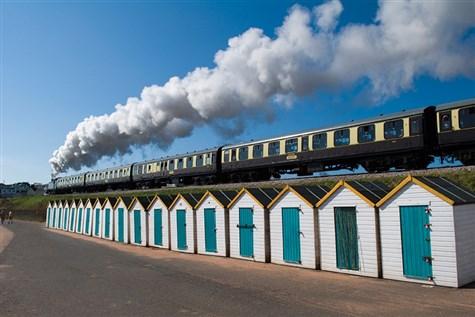 Dartmouth Steam Railway & River Cruise