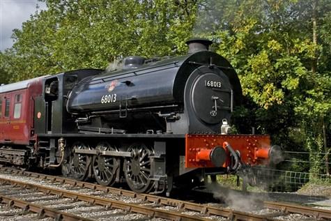 Peak Railway, Derbyshire