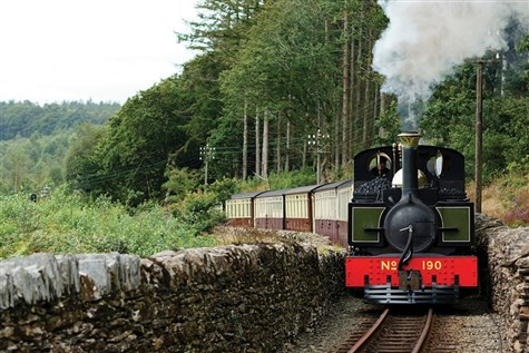 Ffestiniog Railway & Portmeirion