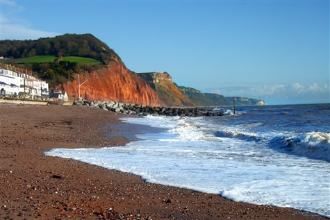 Relaxed Traveller - Sidmouth,Royal York & Faulkner