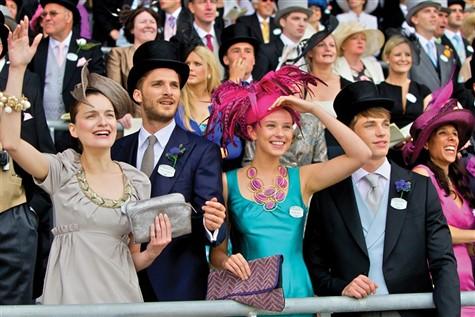 Royal Ascot Ladies Day - 'Windsor' Enclosure