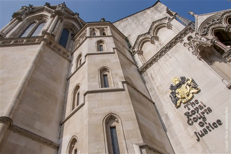 The Royal Courts of Justice & The Supreme Court