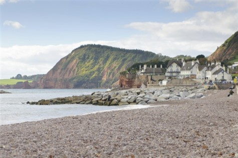 Regency Sidmouth, West Country 'Rail & Sail'