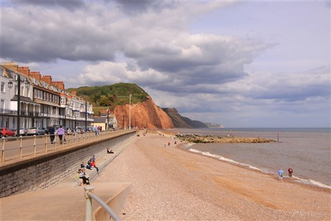Luxury Traveller Sidmouth at The Belmont Hotel