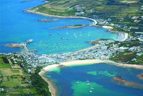 Isles of Scilly by Air - 7 Days