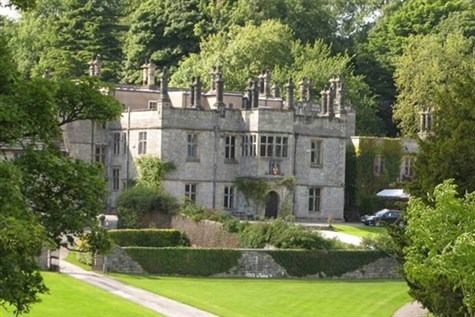 Tissington Hall with Lunch