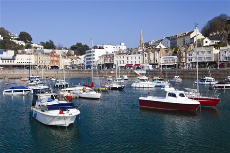 Relaxed Traveller - Torquay & The English Riviera