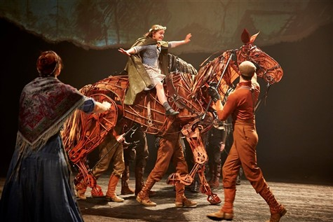 War Horse at the Regent Theatre, Stoke-on-Trent