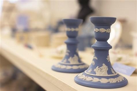 World of Wedgwood & Middleport Pottery, Staffs