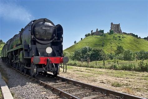 West Somerset Railway Seaside & Steam