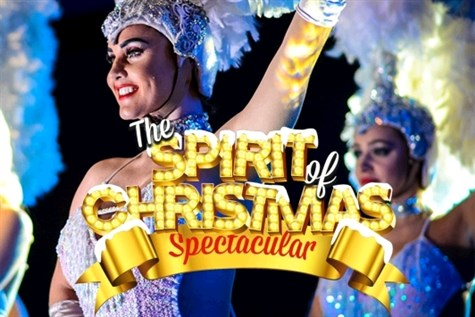 Viva Blackpool & the Spirit of Christmas Spectacul