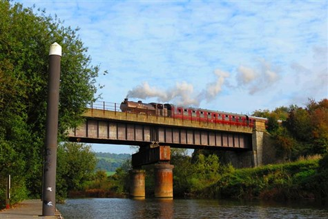 Avon Valley Rail & Cruise with Cream Tea