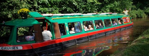 Abergavenny and Brecon Canal Cruise