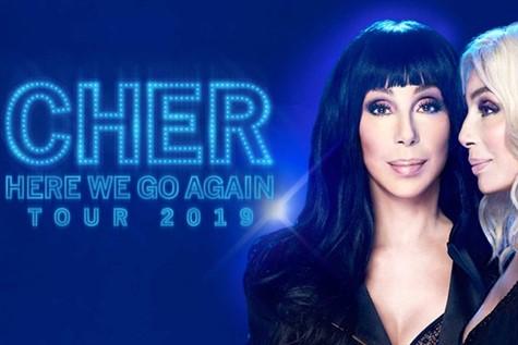 Cher, The Arena, Birmingham