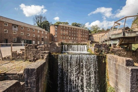Cromford Mills and Cruise