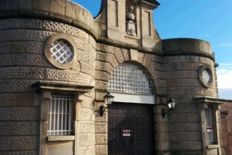 Shrewsbury Jail Tour and Shrewsbury or Shrewsbury