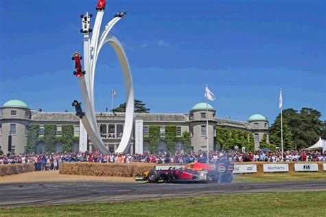 Goodwood Festival of Speed Express