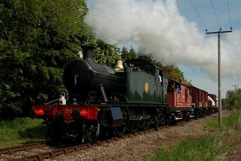 Broadway, Gloucester & Warks Railway & Cheltenham