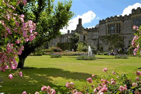 Haddon Hall & the Peak District
