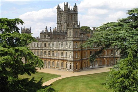 Highclere Castle, Exhibition & Gardens