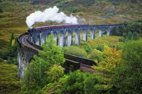 Romantic Highland Railways