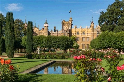 Knebworth House and Gardens
