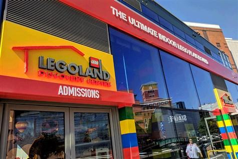 Lego Discovery Centre or Birmingham,  Express