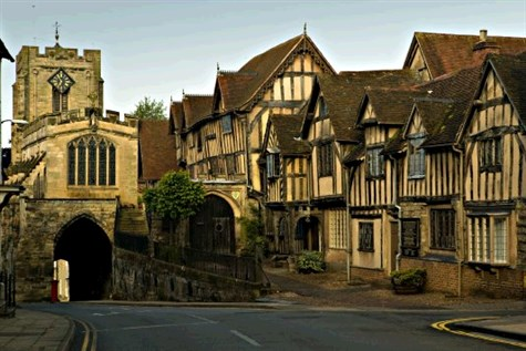Warwick & the Lord Leycester Hospital